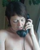 British wife live 1-2-1 phone erotica